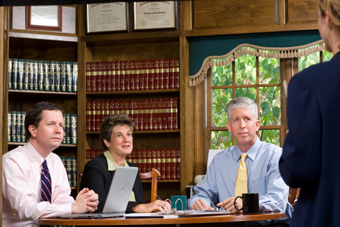 attorneys at White & Stradley, PLLC