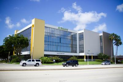 Exterior Office of Kelleher Law in Naples, FL - Personal Injury & Accident Law Firm