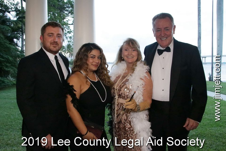 Kelleher Firm sponsors Lee County Legal Society gala in Fort Myers