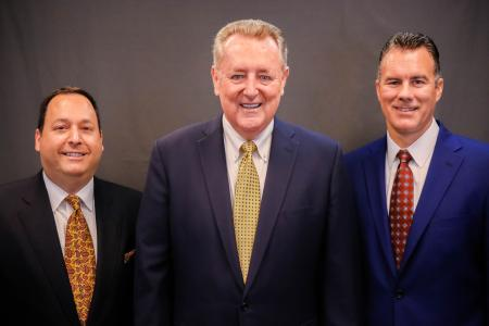 Attorneys at The Kelleher Firm: Frank Piazza, Jim Kelleher, Ryan Kuhl