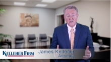 Personal Injury Attorney Jim Kelleher explains personal injury claims