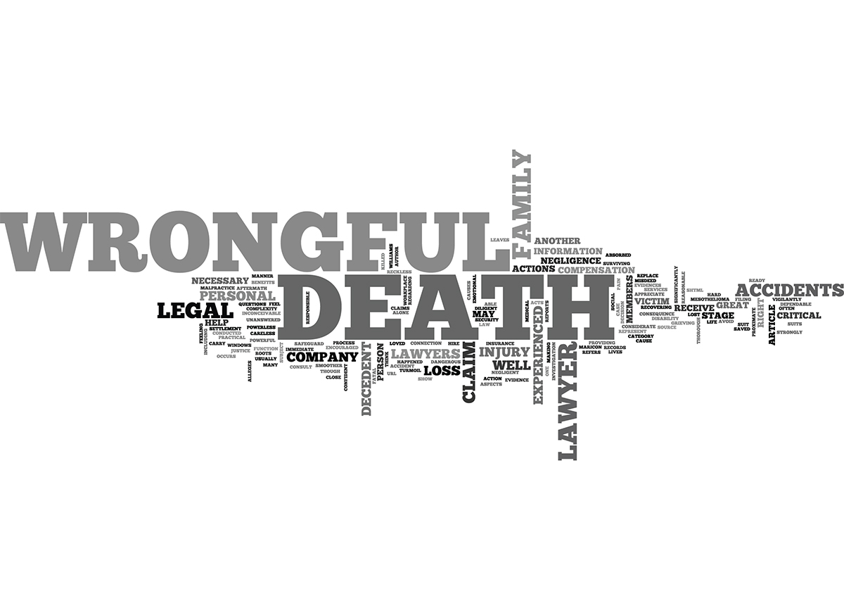 Wrongful Death in Florida Law - Naples, Ft Myers