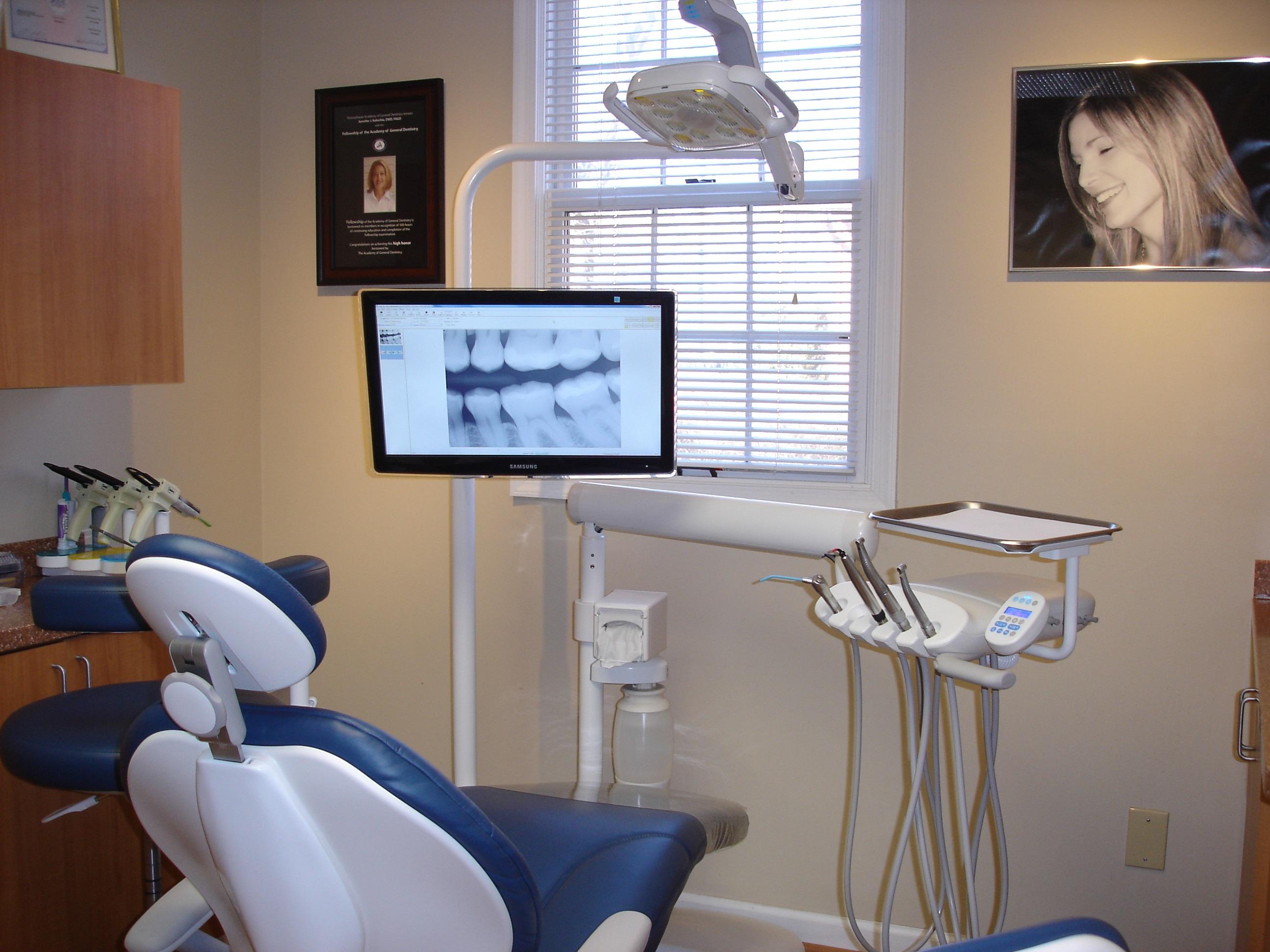 Dr. Kalochie's dental office