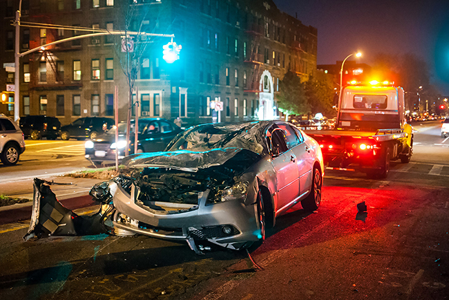 Severe auto accident in Chicago, Illinois leads to lawsuit.