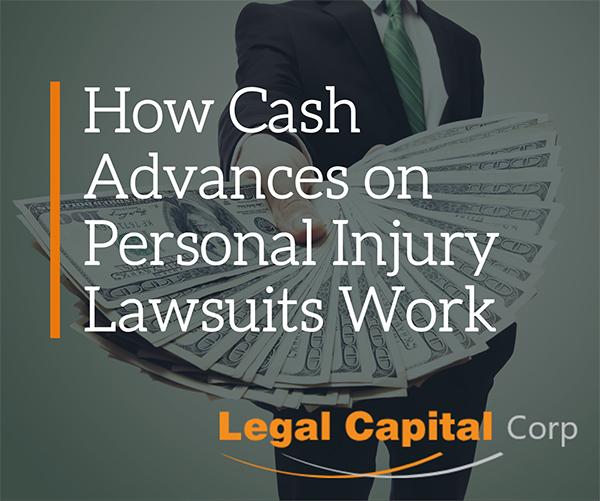 Pre-settlement Loans   Cash advance on lawsuit settlement