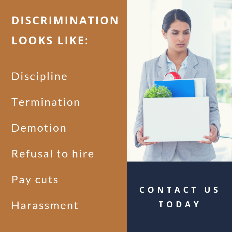 What workplace discrimination looks like in Colorado