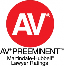 AV Martindale-Hubbell badge