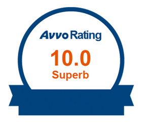 AVVO 10.0 Superb Badge - Attorney Andrew Swan