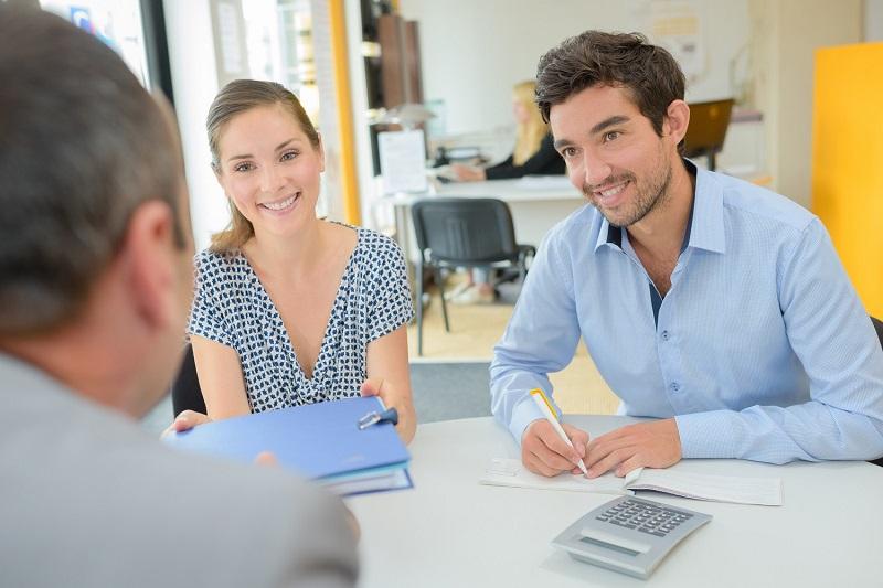 Estate planning meeting at Lewis Kuhn Swan PC