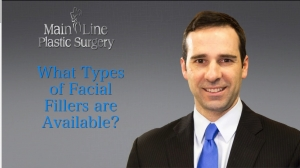Dermal and Facial Fillers at Main Line Plastic Surgery