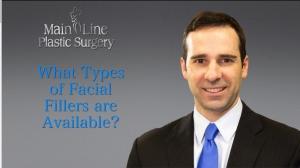 Dermal and Facial Fillers at Main Line Plastic Surgery
