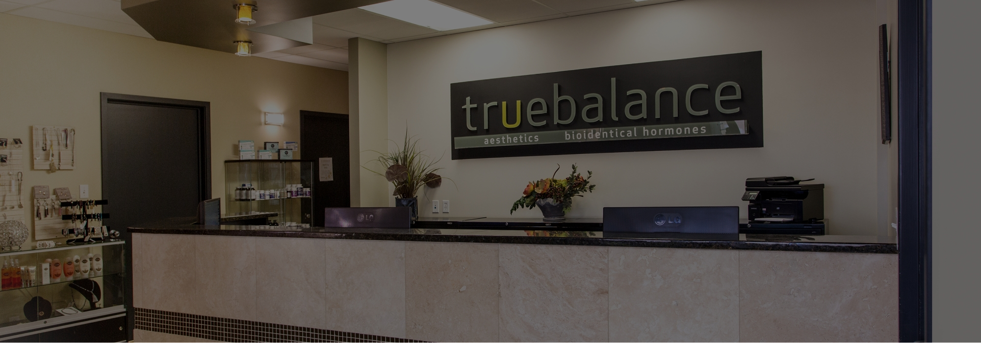 The True Balance Sherwood Park office