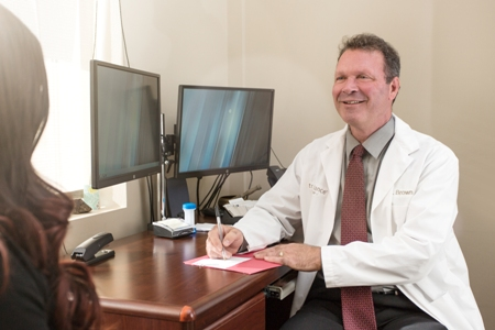 Dr. Ron Brown - world-renowned bioidentical hormone replacement therapy physician