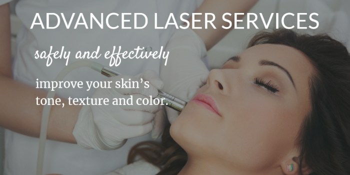 benefits of laser skin resurfacing - infographic | True Balance Longevity Med Spa