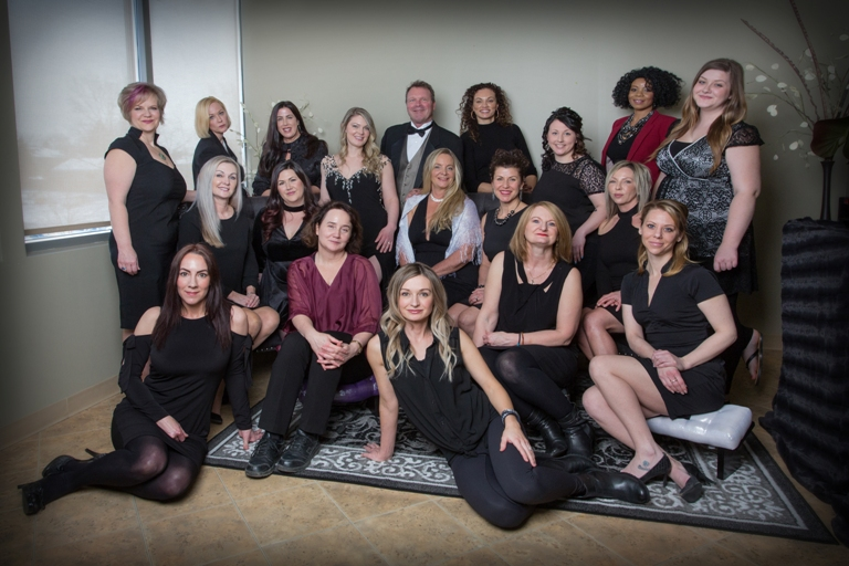 True Balance staff, Sherwood Park office
