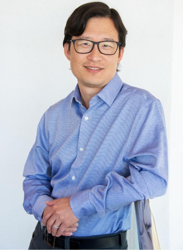 Portrait of Doctor Richard Lee