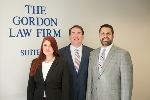 attorneys and staff at the Gordon Law Firm, PC