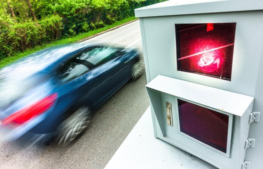 modern speed trap