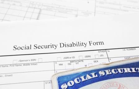 Social Security Disability claim form | Johnson & Biscone, P.A.