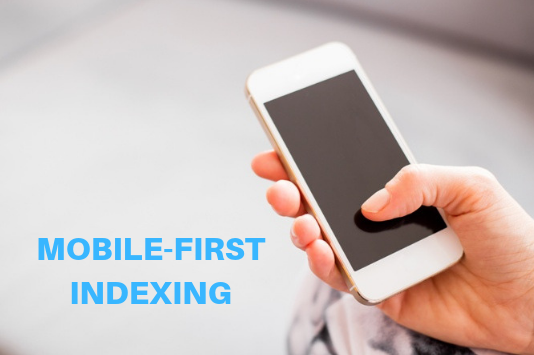 Google begins rolling out mobile-first indexing.