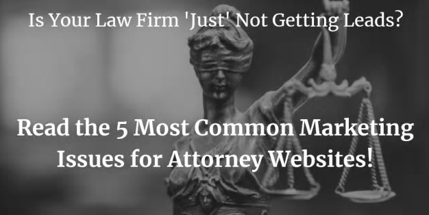 Is you law form not getting leads?