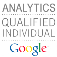 """Google Analytics Qualified Individual"""