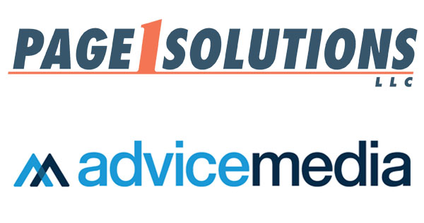 Page 1 Solutions merger with Advice Media