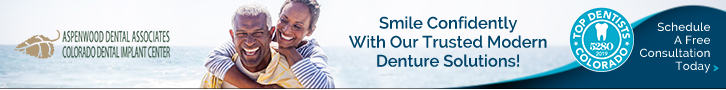sample display banner ad - Aspenwood Dental Associates | Colorado Dental Implant Center