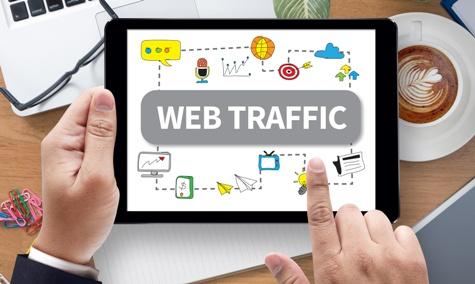 checking web traffic on mobile device | Page 1 Solutions