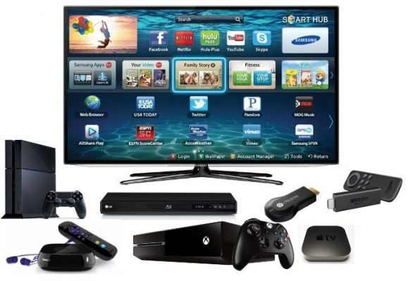 OTT and Connected TV devices