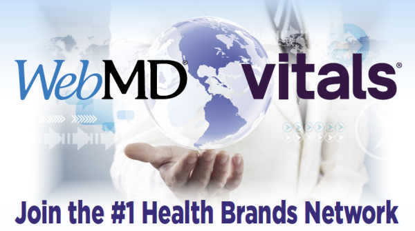 WebMD and Vitals partnership - Page 1 Solutions