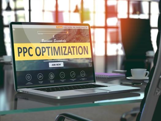 PPC optimization on laptop computer