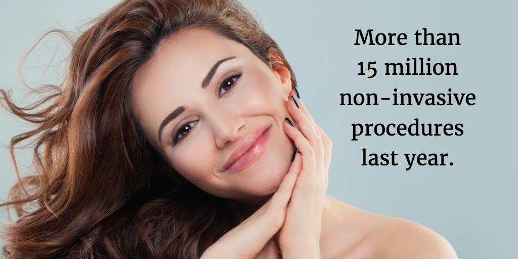 Non-Invasive Procedures Popular