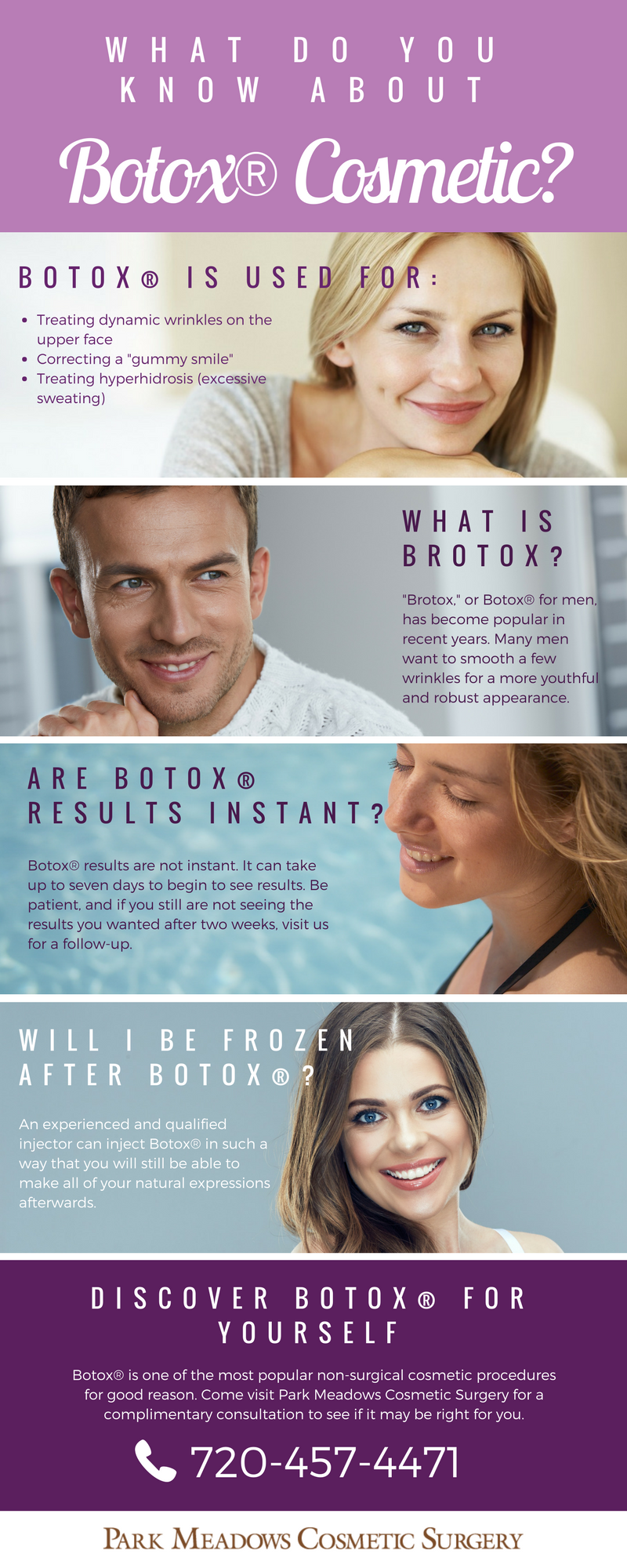 What Do You Know about BOTOX Cosmetic