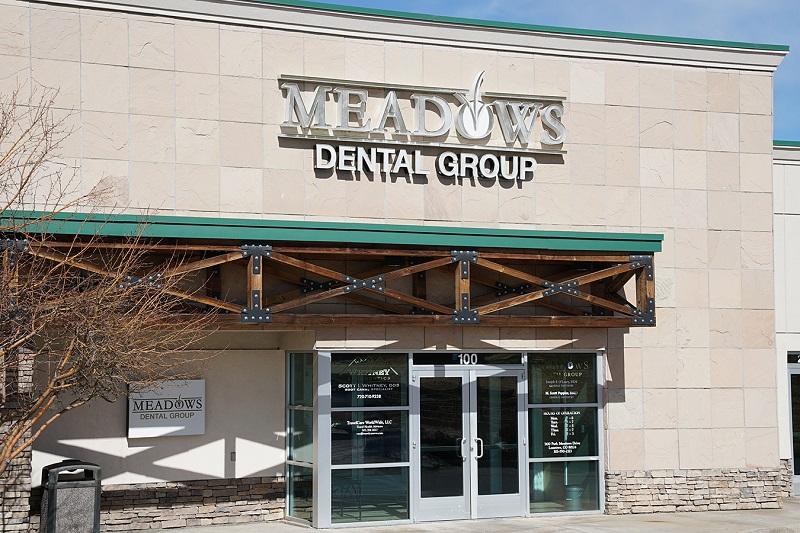 Meadows Dental Group in Lone Tree