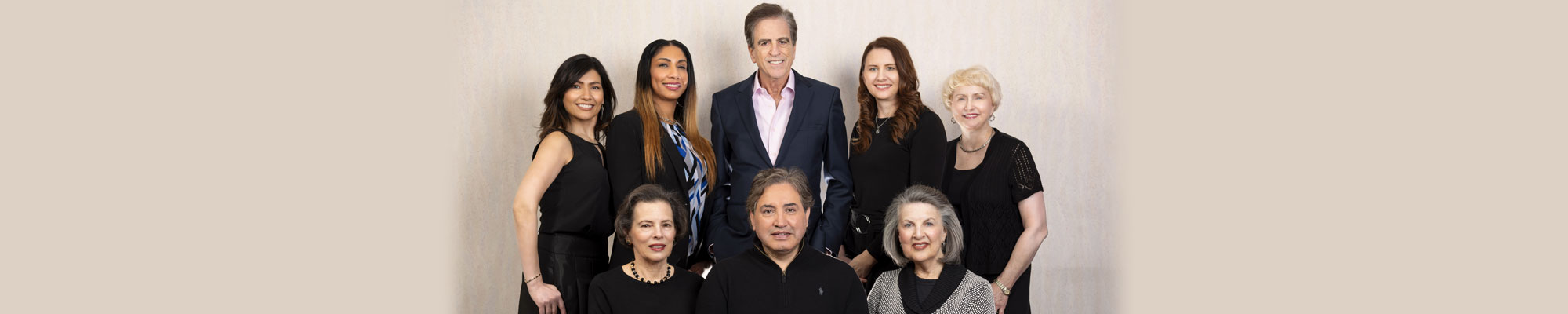 The staff at Prosthetic Dentistry of Washington D.C.