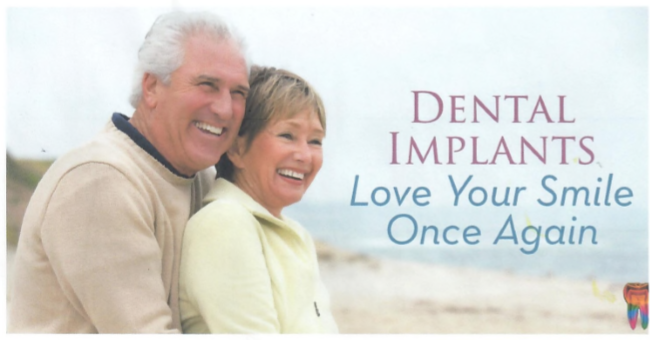 Dental Implants: Love Your Smile Once Again