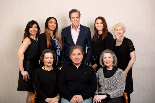 Dr. Gerald Marlin and the staff at Prosthetic Dentistry of Washington D.C.