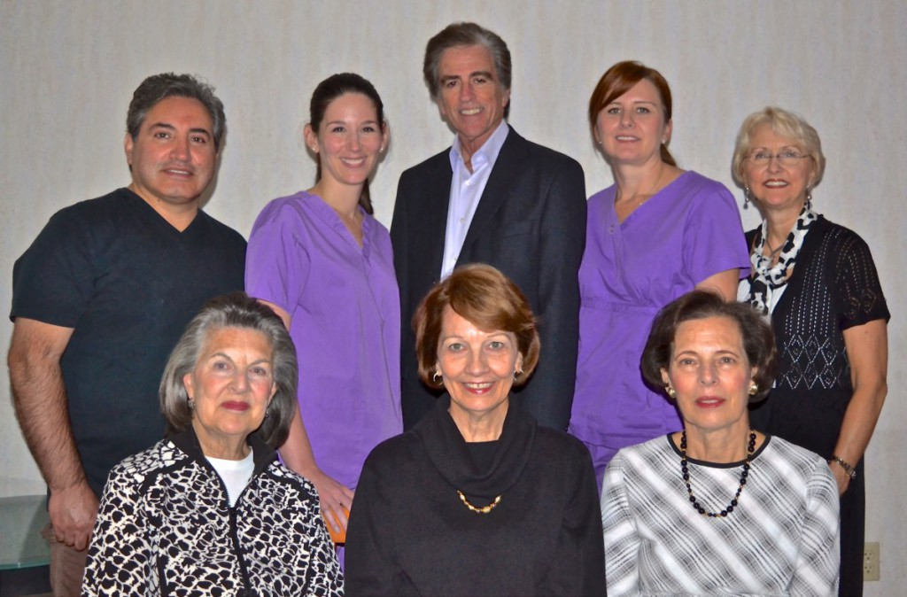 prosthodontic dental team in Chevy Chase, Maryland