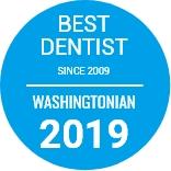 Washingtonian 2019 Top Dentist