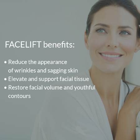 benefits of a facelift