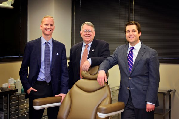Dr. Lych, Dr. Moore, and Dr. Hill - Plastic Surgeons of Lexington