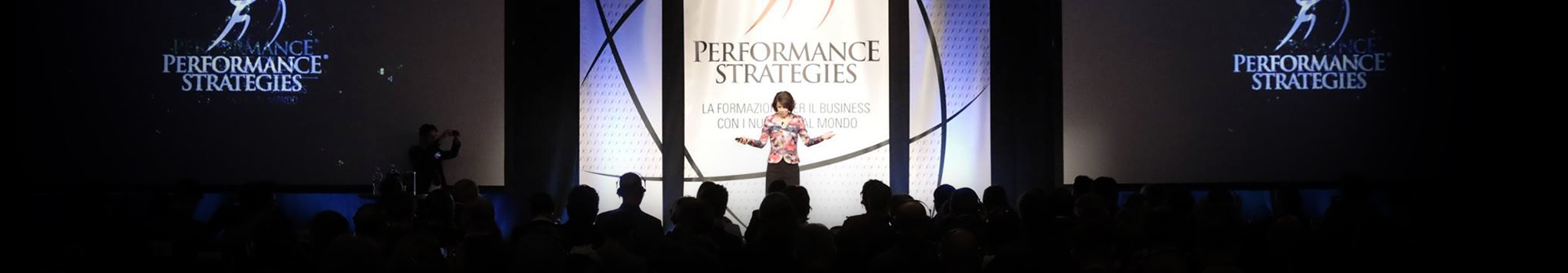 Colleen Stanley speaking at Performance Strategies