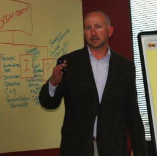 SalesLeadership speaker presentation