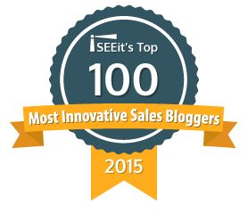 iSEEit Top 100 Most Innovative Sales Bloggers