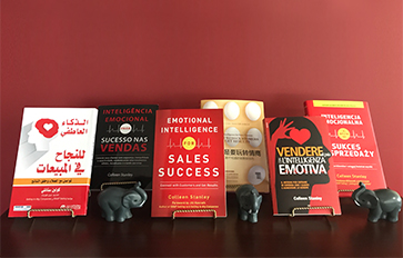 Emotional intelligence for sales success book