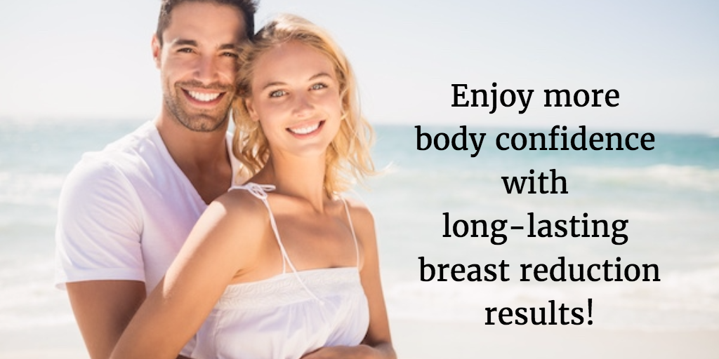 long lasting breast reduction results