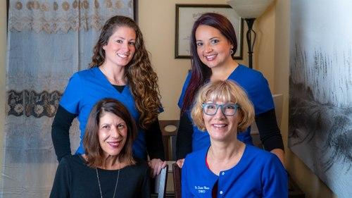 South Natick Dental team