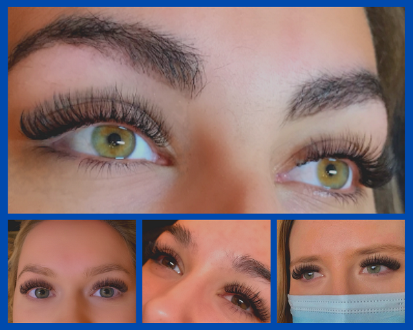 Eyelash Extension After Pictures | South Tulsa Plastic Surgery