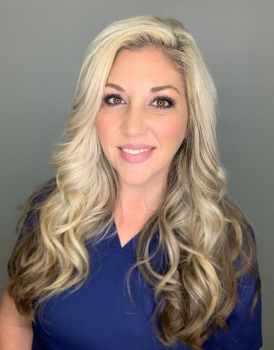 Erin Holmes, Office Manager at South Tulsa Plastic Surgery